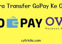Cara Transfer GoPay Ke OVO 2021 PASTI BERHASIL Dengan Mudah