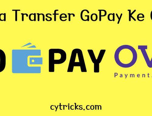√Ini Dia!! Cara Transfer GoPay Ke OVO 2020 [SALDO TERKIRIM]