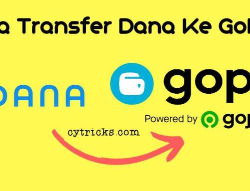 Bagaimana Cara Transfer Dana Ke GoPay? Terbaru 2020 GAMPANG!