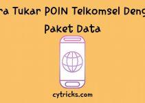 [UPDATE!!] Cara Tukar POIN Telkomsel Dengan Paket Data 2021
