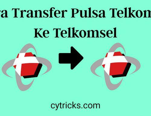 Cara Transfer Pulsa Telkomsel Ke Telkomsel 2020 [GAMPANG!!]