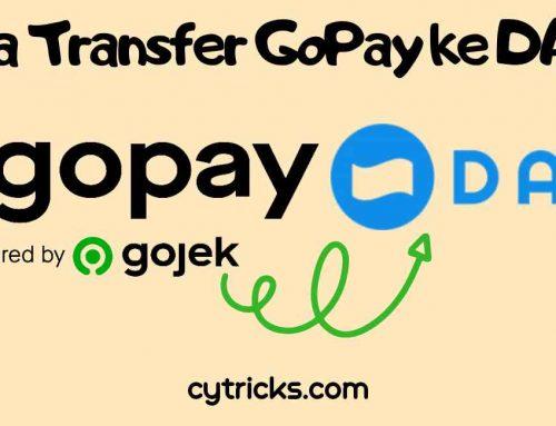 [TERBARU] Cara Transfer GoPay Ke DANA 2020 Dengan MUDAH!!