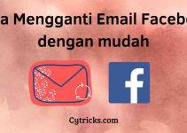 Cara Mengganti Email Facebook Dengan MUDAH 2021 ANTI GAGAL