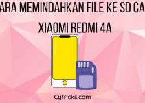 Cara Memindahkan File Ke Sd Card Xiaomi Redmi 4A ANTI GAGAL!