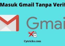 Cara Masuk Gmail Tanpa Verifikasi MUDAH! Tanpa Kode Keamanan