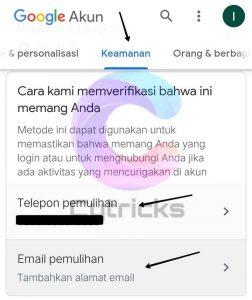 Cara Masuk Gmail Tanpa Verifikasi