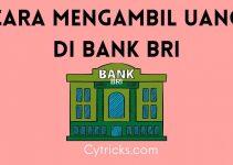 BERHASIL Cara Mengambil Uang Di Bank BRI Mudah Langsung Cair